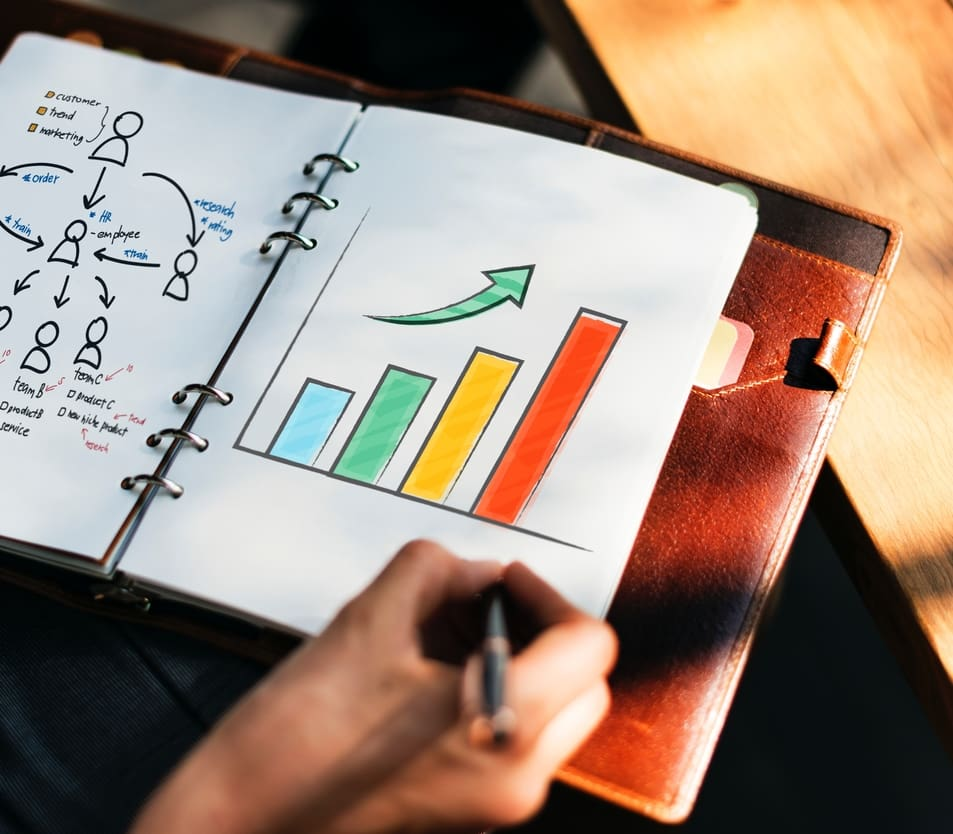 Data Visualisation Sketch graphs