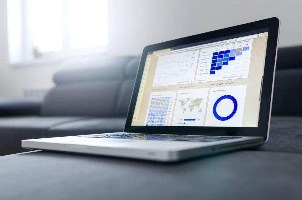 Data Visualisation Laptop